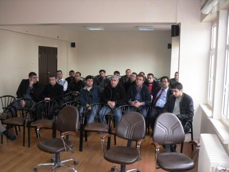 Müdürlüğümüzce Yapı Denetim Firmaları ile İstişare Toplantısı Düzenlendi.