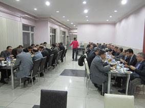 Müdürlüğümüz Personeliyle Tanışma ve Dayanışma Yemeği Düzenlendi