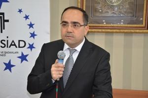 Elazığ'ın İnşaat Sektörü yapılan bir toplantıda masaya yatırıldı.