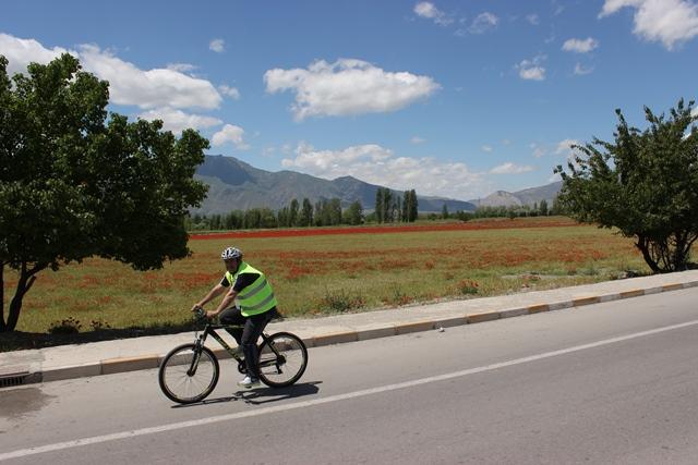Bisiklet Yürüyüşü