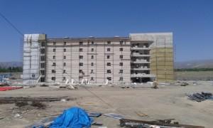 Erzincan 500 Kişilik Yurt İnşaatı