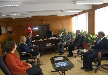 Sayın Valimiz Dr.Kadir KOÇDEMİR Bey'in Ziyareti