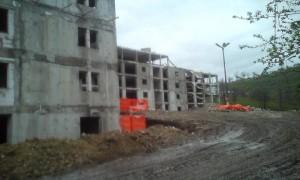 Prof.Dr.İlhan Özdemir Eski Devlet Hastanesinin Çğrenci Yurduna Dönüştürülmesi İnşaatı