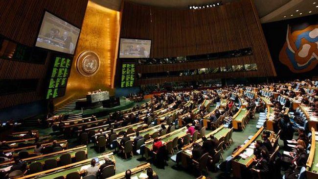 Yeni Kentsel Gündem BM Genel Kurulu'nda kabul edildi.
