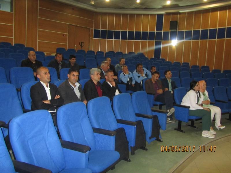 Tıbbi Atık Yönetimi Eğitimi