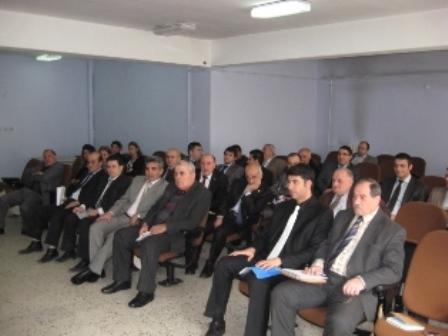 Müdürlüğümüz Şube Müdürlüklükleri kendi konularında hizmet içi eğitimleri tamamladı