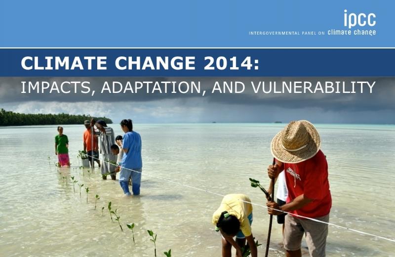 Hükümetlerarası İklim Değişikliği Paneli (IPCC) Tarafından