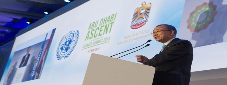 Abu Dhabi Ascent Toplantısına Katılım Sağlandı