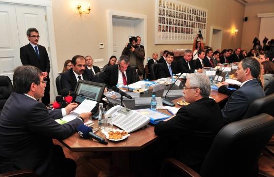 İklim Değişikliği ve Hava Yönetimi Koordinasyon Kurulu Toplantısı yapıldı.