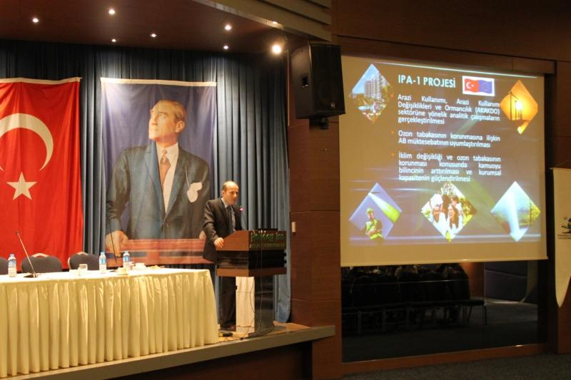 İklim Değişikliği Ulusal Bildirimlerinin Hazırlanması Projesi Değerlendirme Çalıştayları Gerçekleştirildi.