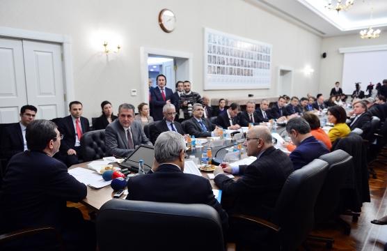 İklim Değişikliği ve Hava Yönetimi Koordinasyon Kurulu (2015/1) Sayılı Toplantısı gerçekleştirildi.