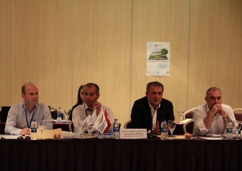 Uluslararası İklim Değişikliği Müzakereleri ve Niyet Edilen Ulusal Olarak Belirlenmiş Katkılar (INDCs) Toplantısı Antalya'da Gerçekleştirildi