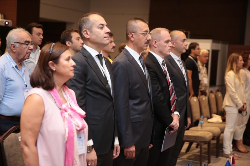 F-gazları Konusunda Kapasite Oluşturma ve Aktarım için Kapasite Geliştirme Teknik Yardımı Projesi Açılış Toplantısı gerçekleştirilmiştir.
