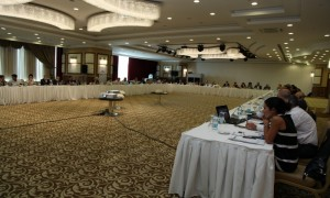 Modelleme Çalışması Bilgilendirme ve Değerlendirme Toplantıları gerçekleştirildi.