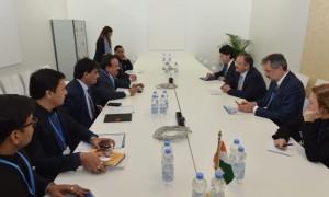 Hindistan'dan Türkiye'ye Yeşil İklim Fonu Konusunda Destek Mesajı