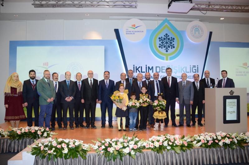 İklim Değişikliği Konusunda Farkındalık Geliştirme Projesi Açılış Toplantısı Gerçekleştirildi