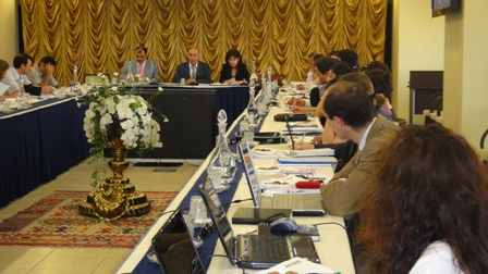 Meeting with Competent Authorities related to the future environmental integrated permit procedure