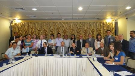 First meeting with representatives of industries to discuss the first steps in the implementation of…
