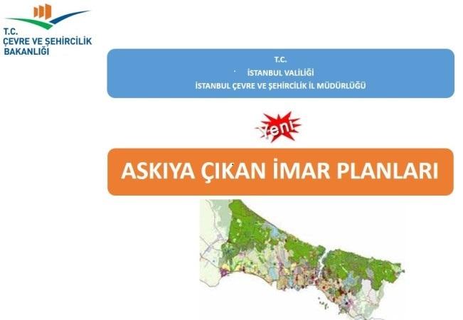 İstanbul İli, Kartal İlçesi, Orhantepe Mahallesi, 2511 Ada 321 Parsel ve Komşuluğundaki Bir Kısım Dolgu Alanına İlişkin 1/5000 Ölçekli Nazım İmar Planı  ve 1/1000 Ölçekli Uygulama İmar Planı Değişikliği  Askı Tutanağı