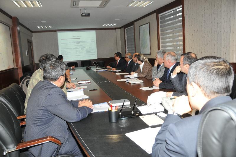 31/01/2012 de Mahalli Çevre Kurulu Toplantısı Yapıldı