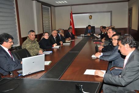 28/02/2012 de Mahalli Çevre Kurulu Toplantısı Yapıldı.