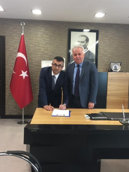 Karabük 1000 Kişilik Öğrenci Yurdu İnşaatı Yapımı Sözleşmesi İmzalandı.