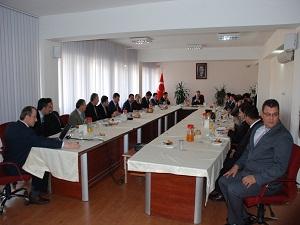 Yatırımları İzleme ve Değerlendirme Koordinasyon Toplantısının 8.si yapıldı.