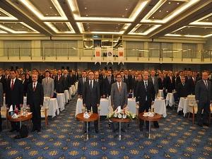 İl Müdürleri Toplantısı Antalya-Side de Yapıldı.