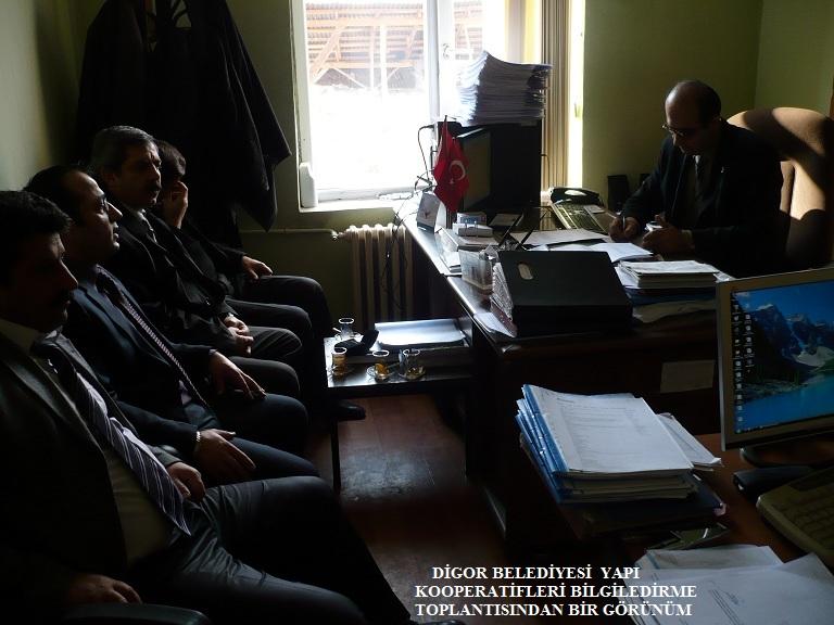 Kars İl ve İlçe Belediyelerine Yapı Kooperatifleri Bilgilendirme Ziyaretleri yapılmıştır.