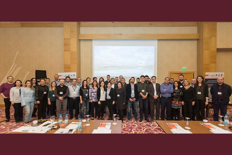 Türkiye'de Endüstride Üretimde İstenmeden Ortaya Çıkan KOK Salımlarına İlişkin Eğitim - İskenderun