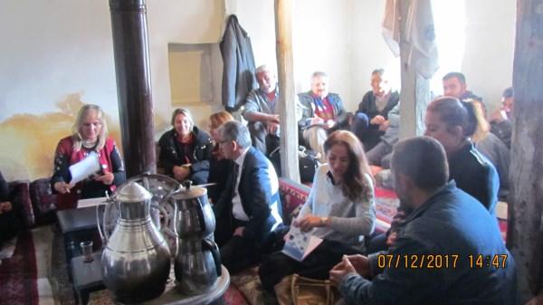Kırıkkale İli Yahşihan İlçesi Keçili Köyünde Halkın Katılımı Toplantısı Yapılmıştır