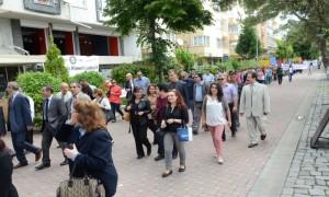 Çevre Yürüyüşü ve Teknik Gezi gerçekleştirildi.