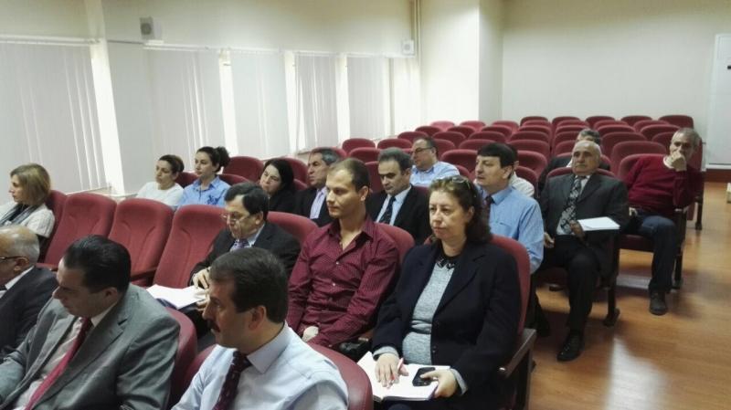 Kalite Yönetim Sistemi İç Tetkik Toplantısı