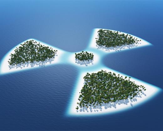 Türkiye'de İlk Defa Denizlerde Radyoaktivite İzleniyor.
