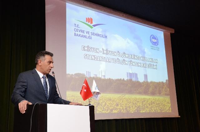 Antalya'da Düzenlenen Numune Alma Eğitimleri Tamamlandı