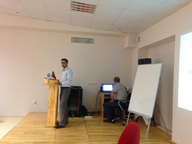 ÇED (Çevresel Etki Değerlendirme), Çevre İzin ve Lisanslar ve Atık Yönetimi konulu seminer