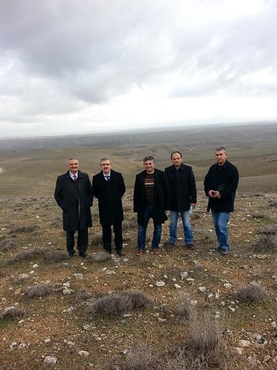 Malatya Tarıma Dayalı İhtisas (Besi) Organize Sanayi Bölgesi Arazi Çalışmaları