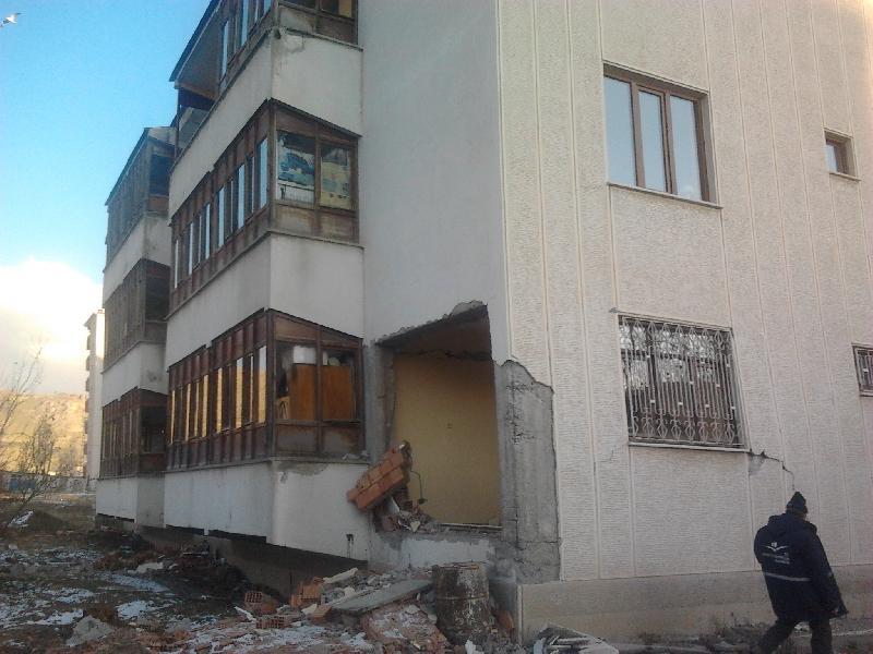 Van İli Hasar Tespiti ve Depremin Yapılar üzerindeki etkisi