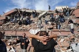 Deprem Geliyorum Diyor...