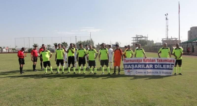 3. Ocak Futbol Turnuvasına Katılım