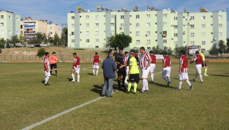 İl Müdürlüğümüz Futbol Takımı 2. Maçına Çıktı.