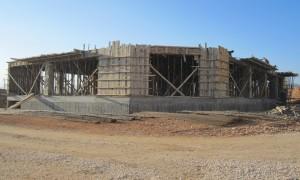 Erdemli Tapu ve Kadastro Müdürlüğü Hizmet Binası İnşaatı