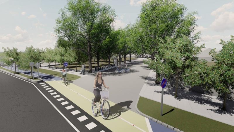 Bisiklet Yolu Örnek Proje Dosyaları