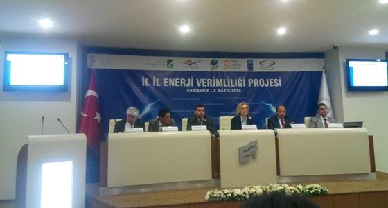 İl İl Enerji Verimliliği Projesi Eskişehir Etkinliği