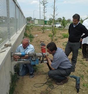Genel Müdürlüğümüz tarafından Kocaeli İl Müdürlüğümüz Laboratuvar Teknik elemanlarına uygulamalı Karot Numune Alma Deney Eğitimi verilmiştir.