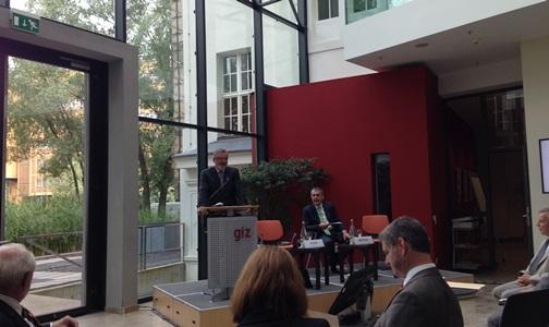 Atıksu ve Atık Yönetimi Konularında Türk-Alman Çalıştayı