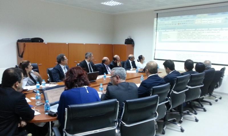 """""""Binalarda Su Yalıtımı"""" hakkında mevzuat düzenleme çalışması sektör temsilcilerinin de katılımıyla gerçekleştirilmiştir."""