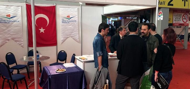 """2014 İzmir """" Yapı, İnşaat Malzemeleri ve Teknolojileri Fuarı"""