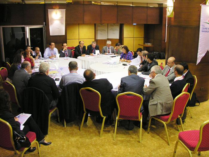 Mekansal Strateji Planlaması Çalıştayları 12-13 Ekim 2012