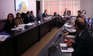 Ankara İl Müdürlüğü ile KENTGES Süreci ve ADSEP Toplantısı